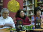 Презентация книги Идол и Мария в Библио-Глобусе