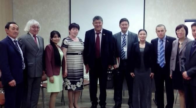 На Форуме кыргызских диаспор  за рубежом